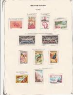 HAUTE- VOLTA  N° 131 A 142 NEUF X ANNEE 1964 A 1965 - Haute-Volta (1958-1984)