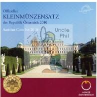 AUTRICHE - COFFRET OFFICIEL BU 2010 - COTE IPCcoins: 55€ - Austria
