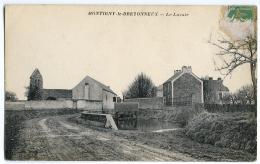 CPA MONTIGNY LE BRETONNEUX - LE LAVOIR - Montigny Le Bretonneux