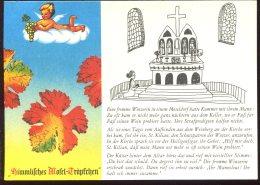 CPM Allemagne TRABEN TRARBARCH Himmlisches Mosel Weinkellerei - Traben-Trarbach