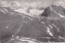 Glorerhütte Am Bergertörl 2646 M - Großglockner Vom Bergertörl Bergerthörl - Ost-Tirol * 23. 7. 1923 - Autriche