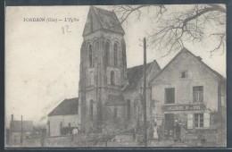 CPA 60 - Pondron, L'église - France