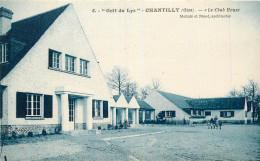 60 - OISE - Chantilly - Golf - Du Lys - Le Club House - Chantilly