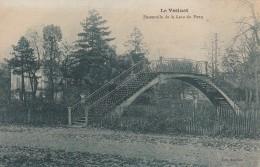 29P - 78 - Le Vésinet - Yvelines - Passerelle De La Gare Du Pecq - Le Vésinet