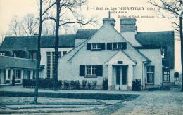 60 - OISE - Chantilly - Golf - Du Lys - Le Bar - Chantilly