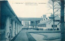 60 - OISE - Chantilly - Golf - Du Lys - Chantilly