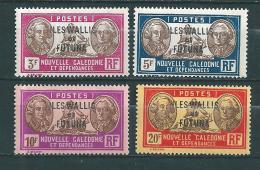 Timbres De Wallis Et Futuna  Timbres  De 1930/38  N°62 A 65  Neuf * - Wallis Y Futuna