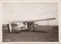 Photo Originale Des Ateliers D´aviation Breguet 1920 VELIZY-VILLACOUBLAY - Le Breguet Limousine 14, Avion (A147) - Aviation