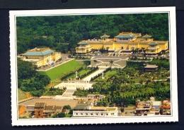 TAIWAN  -  Taipei  National Palace Museum  Unused Postcard - Taiwan