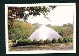 TAIWAN  -  Yangmingshan National Park  Unused Postcard - Taiwan