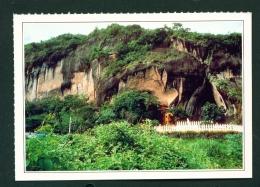 TAIWAN  -  Changpin  Pashian Cave  Unused Postcard - Taiwan