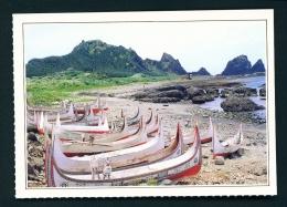 TAIWAN  -  Lanyu  (Orchid Island)  Unused Postcard - Taiwan
