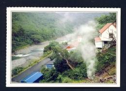 TAIWAN  -  Taitung  Chipen Hot Springs  Unused Postcard - Taiwan