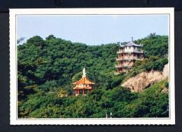 TAIWAN  -  Taitung  Liyu Mountain  Unused Postcard - Taiwan