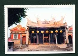 TAIWAN  -  Penghu  Tienho Temple  Unused Postcard - Taiwan