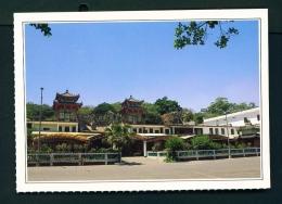TAIWAN  -  Linyuan  Chinsuei Rock  Unused Postcard - Taiwan