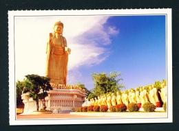 TAIWAN  -  Tashu  Buddha Torch Mountain  Unused Postcard - Taiwan