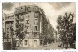 Asnières Rue De La Comète Immeuble Des Gardes Mobiles 1957 - Asnieres Sur Seine