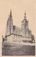 PRAGUE  :  La Cathédrale  :  Ecrite En Espéranto - Tchéquie