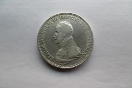 Prussia, 1 Thaler, 1818 Friedrich Wilhelm III. - Taler En Doppeltaler