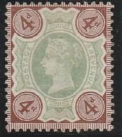 Grande Bretagne 1887-1900 - N° 97 - Neuf Sans Gomme (scan Recto Et Verso) - Neufs