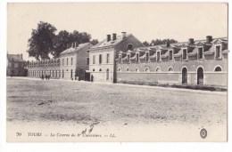 TOURS - La Caserne Du 8ème Cuirassiers. - Tours