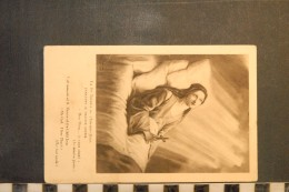 SAINTS  La Bienheureuse Therese De L´Enfant Jésus Exhalant Son Dernier Soupir - Heiligen
