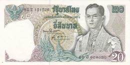 THAILANDE - BILLET NEUF DE 20 BAHT - 71/81 - Thaïlande