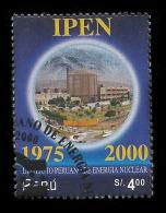 E)2000 PERU, NUCLEAR ENERGY INSTITUTE, IPEN, 1253 A572, MNH - Peru