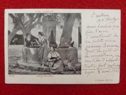 AUTOGRAPHE ALEXANDRE AUGUSTE HIRSCH ARTISTE PEINTRE A SA NIECE 1902 - Autographs