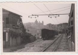 Orig.-Foto  - IMPERIA - Bahnhof Porto Maurizio - Imperia