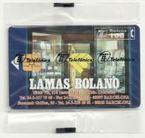 Spain - Lamas Bolaño - P-240 - 01.1997, 6.100ex, NSB - España