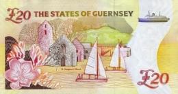 GUERNSEY P. 61 20 P 2012 UNC - Guernsey
