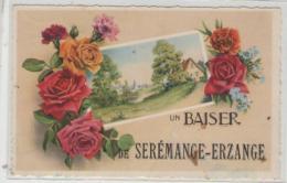 64  Un Baiser De Serémange Erzange - Other Municipalities