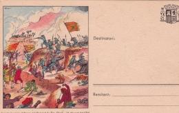 03267 Tarjeta Postal Asalt I Heroica Defensa Del Baluart De Santa Clara - 1931-Aujourd'hui: II. République - ....Juan Carlos I