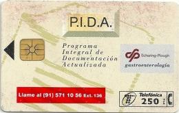 Spain - P.I.D.A. Losec - P-170 - 12.1995, 6.100ex, Mint (check Photos!) - España