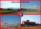 AK Stadion Postkarte Stadium Postcard Loro Borici Shkodra Shkoder Albania Albanien Terrain Sports Ground KS Vllaznia - Albanien