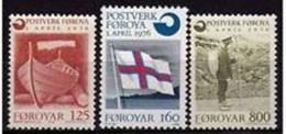 Anno 1976 Nuova E Perfetta MNH** - Isole Faroer