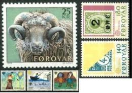 Anno 1979 Nuova E Perfetta MNH** - Isole Faroer