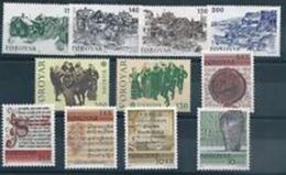 Anno 1981 Nuova E Perfetta MNH** - Isole Faroer