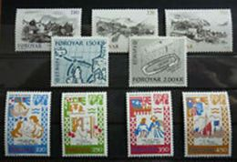 Anno 1982 Nuova E Perfetta MNH** - Isole Faroer