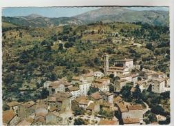 CPSM VICO (Corse Du Sud) - Vue Panoramique Aérienne Et Son Site - France