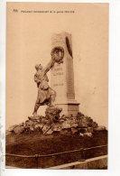 BELGIQUE . BELGIË . ATH . MONUMENT COMMÉMORATIF DE LA GUERRE 1914/1918 - Réf. N°15854 - - Ath