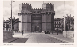 España--Valencia--Torre De Serranos-- - Castillos