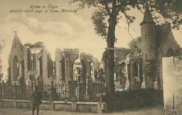 BE SLYPE / Kirche In Slype, Serstört Durch Englishe Und Franzosische Artillerie / - Belgium