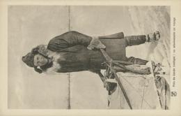 US ALASKA / Près Du Cercle Arctique: Un Missionnaire En Voyage / - Autres