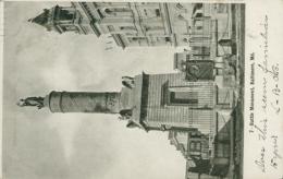 US BALTIMORE / Battle Monument / - Baltimore