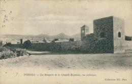 DZ TEBESSA / Les Remparts De La Citadelle Byzantine, Vue Extérieure / - Tébessa