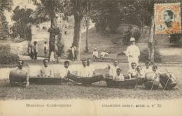 KH CAMBODGE DIVERS / Musiciens Cambodgiens / - Cambodia