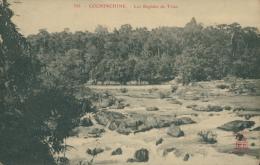 VN VIETNAM DIVERS / Cochinchine, Les Rapides De Trian / - Viêt-Nam
